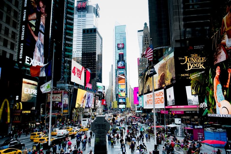 How I Spend Four Days in New York City