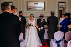 North East Wedding Photography-walworth-castle